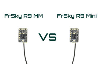 FrSky R9 MM vs R9 Mini
